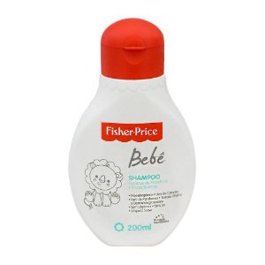 Shampoo Bebe Fisher Price 200ml