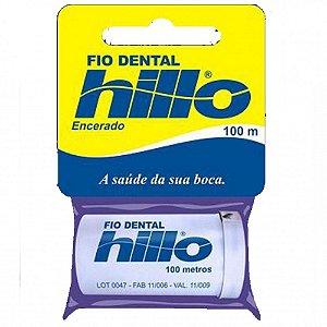 Fio Dental Hillo Encerado 100 M