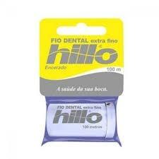 Fio Dental Hillo Extra Fino 50m