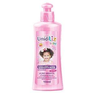 Ativador de Cachos Umidiliz Baby Menina 150ml Muriel