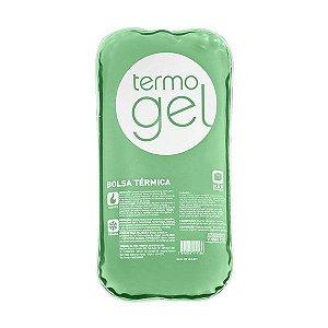 Bolsa Termogel Térmica Crystal Verde Tam.13x25mm