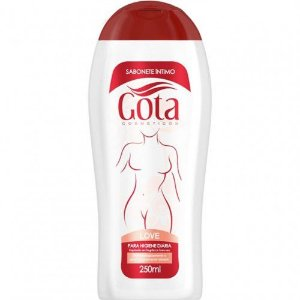 Sabonete Intimo Gota Love 250mL