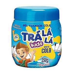 Trá Lá Lá Gel Cola Kids Infantil 250g