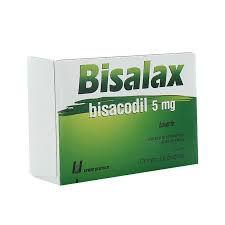 Bisacodil 5mg 20cpr - Bisalax- União Química