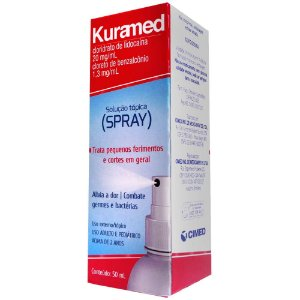 KURAMED SPRAY 50ML - CIMED