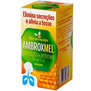 AMBROXOL XPE PED 120ML AMBROXMEL