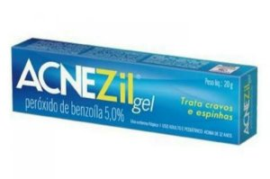 Acnezil Gel 20g - Cimed