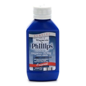 Leite de Magnesia Phillips Original 120ML