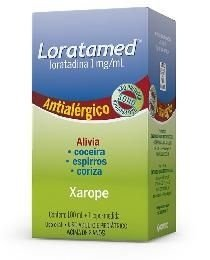 LORATADINA XPE 100ML - LORATAMED