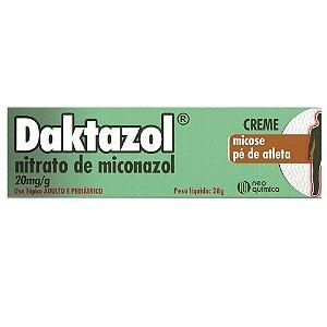 MICONAZOL - DAKTAZOL CREME 28G