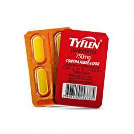 TYFLEN 750mg  4cpr - Paracetamol