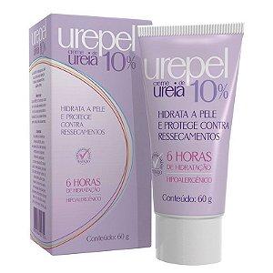 Urepel 10% Creme de Ureia  60gr - União Química