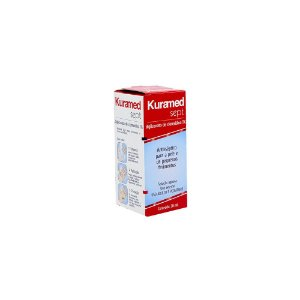 Clorexidina 30ml - KURAMED SEPT 30ml - Cimed