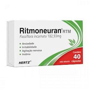 RITMONEURAN  40cps (passiflora incarnata 182,93mg)