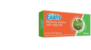 EPALIV 300MG  C/30CPS  NATULAB