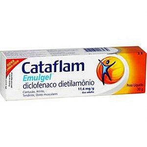 CATAFLAN EMULGEL 30GR