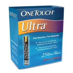 TIRAS ONETOUCH ULTRA 25 UN