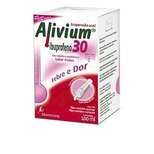 ALIVIUM - Ibuprofeno - 30mg/ml susp oral 100mL