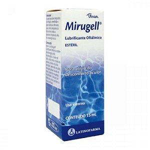MIRUGELL COLIRIO FR 15ML