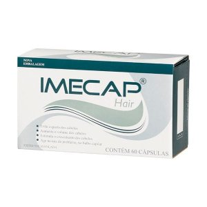 IMECAP HAIR 60cps