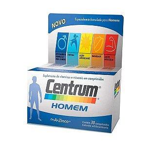 CENTRUM HOMEM 30cpr