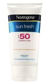 Neutrogena Bloqueador Solar Sun Fresh FPS 50 120mL