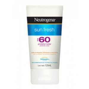 Neutrogena Bolqueador Solar Sun Fresh FPS 60 120mL