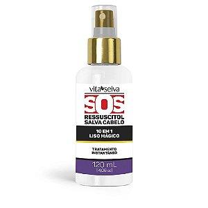 Spray Finalizador Liso Mágico SOS Ressuscitol  120ml