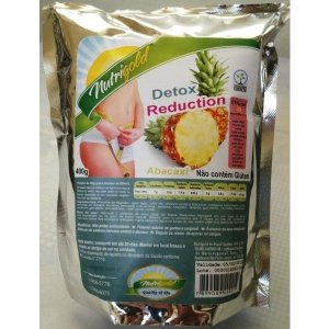 Detox Reduction Shake Abacaxi 400grs