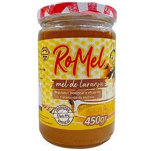 Mel de Laranjeira RoMel 450g