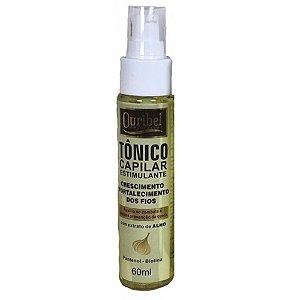 Ouribel Tonico Capilar Crescimento Alho/Pantenol/Biotina 60m