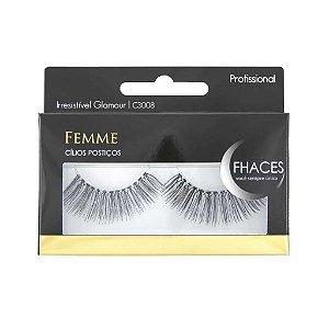Fhaces Femme Cilios Posticos Profissionais Sexy Eyes-  C3004