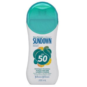 Bloqueador Solar 200ml FPS 50 Sundown