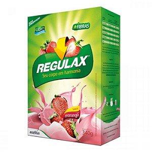 SHAKE MORANGO REGULAX 340gr - Ecofitus