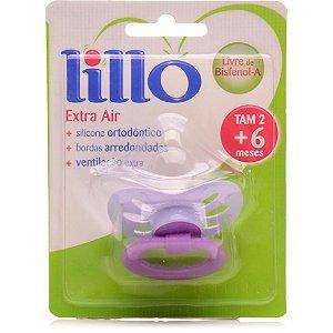 Chupeta Lilo Extra Air Tamanho 2 Codigo: 610750