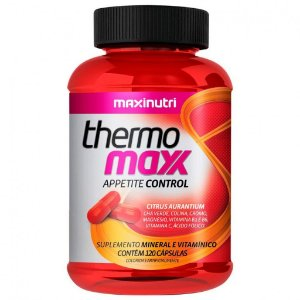 Thermo Maxx Apetite Control  120 Cápsulas - Maxinutri