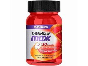 ThermoLip Maxx Termogenic 60 cpas Maxinutri