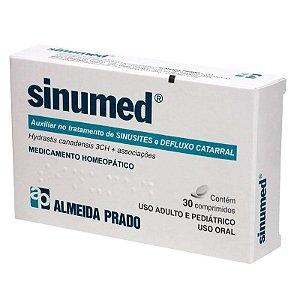 Sinumed 30 comprimidos - Almeida Prado