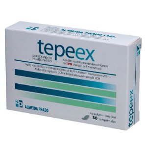 Tepeex 30 comprimidos - Almeida Prado