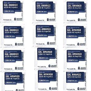 SalAmargo Catarinense Pó 15gr (kit com 12un)