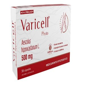VARICELL PHYTO 500MG 30CAPS