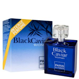 Perfume Black Caviar Women Paris Elysees 100ml