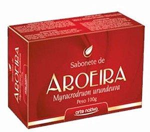Sabonete de Aroeira 100gr Arte Nativa