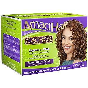 Alisante AmaciHair Cachos Kit Embelleze