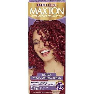 Tintura Maxton 5.62 Vermelho Rubi (Especial)