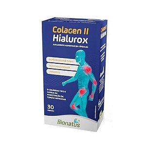Colagen II Hialurox 30 Capsula Bionatus