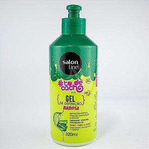 Gel de Definição Babosa To de Cacho Salon Line 320ml
