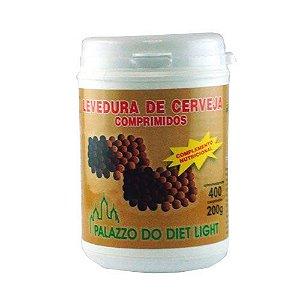 LEVEDURA DE CERVEJA  200G PALAZZO c/400 comprimidos