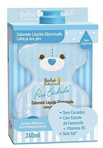 Sabonete Liquido Bebê Natureza Glicerinado Boy 240ml