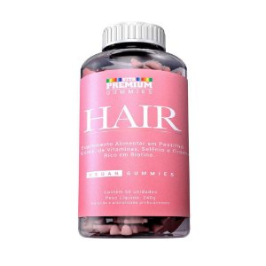 Vita Premium Gummies Vegan Hair 60 Gomas